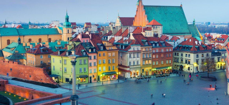 Warszawa dla turysty