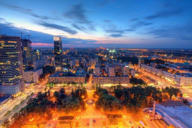 informacje o Warszawie