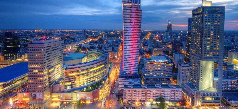 oferty pracy w Warszawie
